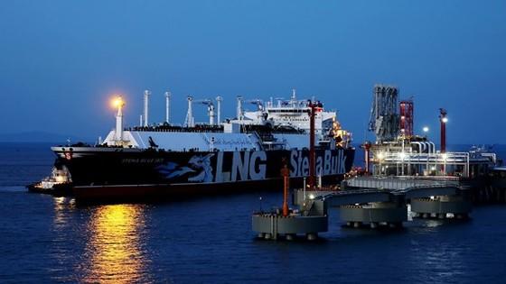 Khí LNG của Canada sẽ xuất khẩu sang một số thị trường châu Á vào năm 2024. Ảnh: REUTERS