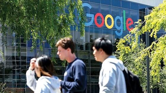 Trụ sở chính của Google tại Mountain View, California, Mỹ