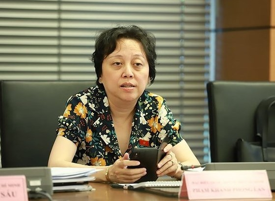 PGS-TS Phạm Khánh Phong Lan