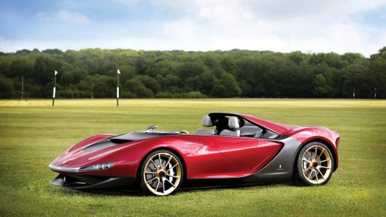 Top 3 mẫu xe hiếm nhất thế giới ảnh 5