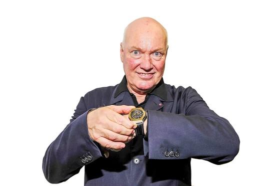 Jean-Claude Biver - Huyền thoại  ngành đồng hồ Thụy Sĩ ảnh 1