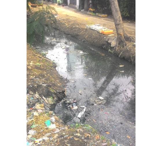 Khó xử lý hành vi xả thải ra môi trường ảnh 1