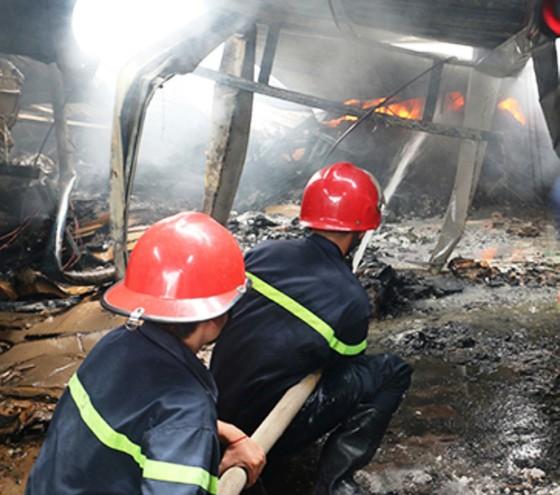 Gia tăng nguy cơ cháy cơ sở sản xuất ảnh 1