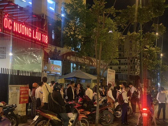 Công an xuyên đêm khám xét trụ sở Công ty Alibaba ảnh 2