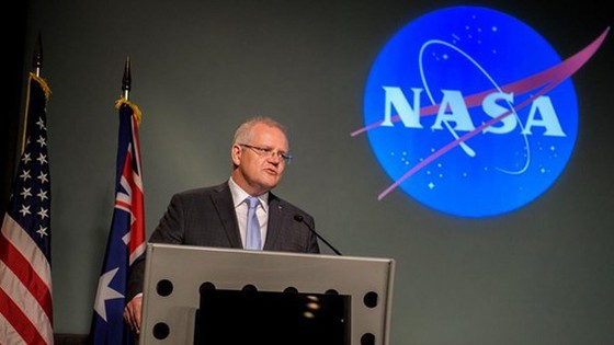 Thủ tướng Australia Scott Morrison