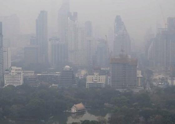 Thái Lan: Bangkok chìm trong bụi mịn