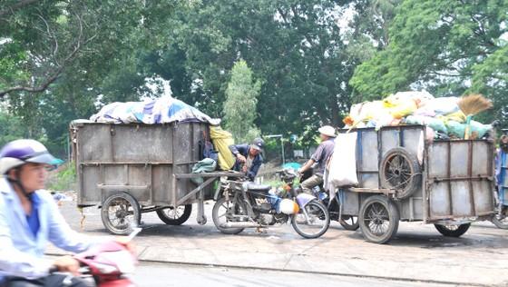 Giảm đầu mối thu gom rác thải ảnh 1