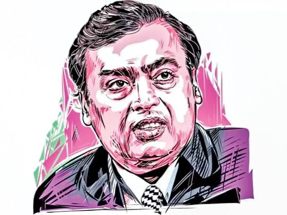 Mukesh Ambani - Tỷ phú những dự án khủng ảnh 1