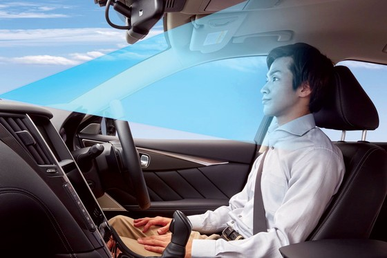 Phô diễn  dòng xe tự lái ảnh 3