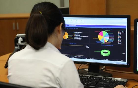 Ngày 23/10, Kho bạc Nhà nước phát hành và huy động thành công 4.000 tỷ đồng trái phiếu Chính phủ. (Ảnh: PV/Vietnam+)