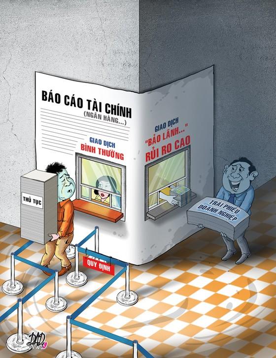 Nợ xấu phát sinh, Ngân hàng Nhà nước có soi? ảnh 1