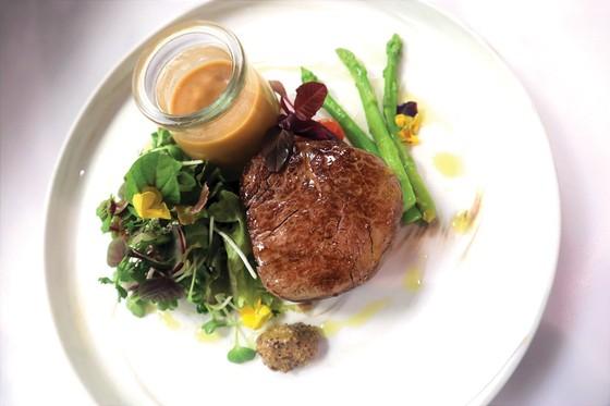 Tinh tế hương vị Pháp tại nhà hàng Brodard mới ảnh 5