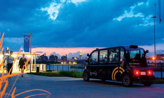 Công nghệ kiến tạo thành phố thông minh ảnh 1