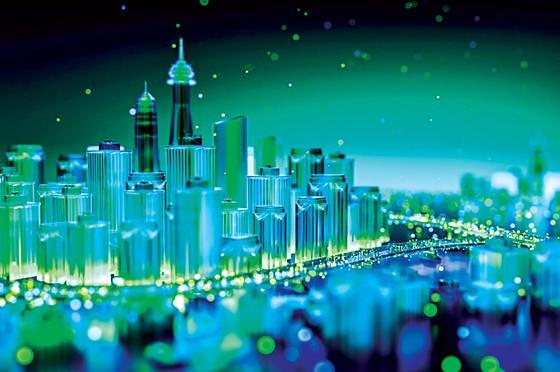 Công nghệ kiến tạo thành phố thông minh ảnh 4