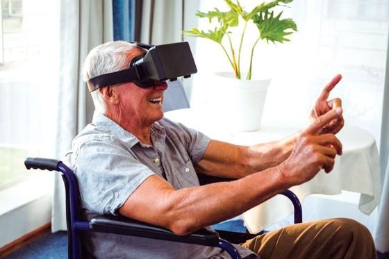 Công nghệ hỗ trợ người cao tuổi ảnh 1
