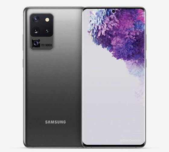 """Diện mạo """"khủng"""" smartphone mới Samsung ảnh 3"""