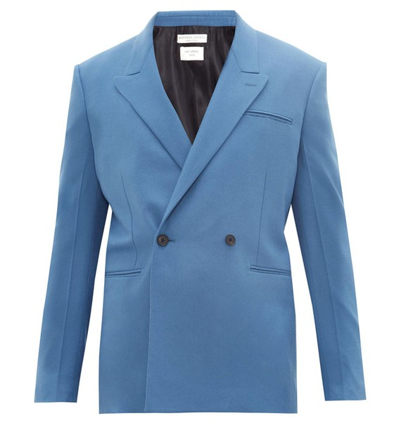 Áo khoác blazer sang trọng cho nam giới ảnh 3
