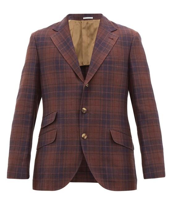 Áo khoác blazer sang trọng cho nam giới ảnh 1
