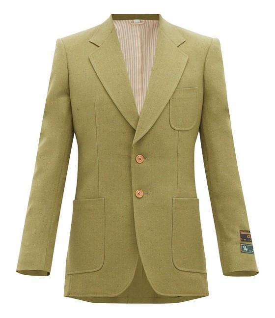 Áo khoác blazer sang trọng cho nam giới ảnh 4