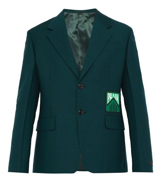 Áo khoác blazer sang trọng cho nam giới ảnh 6