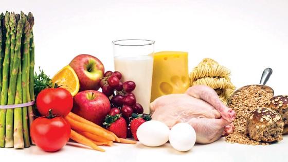 Dinh dưỡng tăng sức đề kháng trong mùa dịch ảnh 2