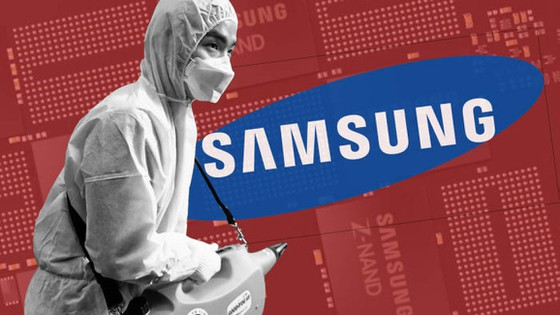 Samsung ho,  Hàn Quốc cúm ảnh 1