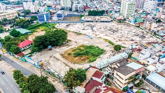TPHCM: Nhiều dự án địa ốc hồi sinh ảnh 1