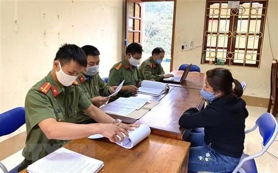 Phong, chong COVID-19: Xu ly hinh su mot so vu dien hinh de ran de hinh anh 1