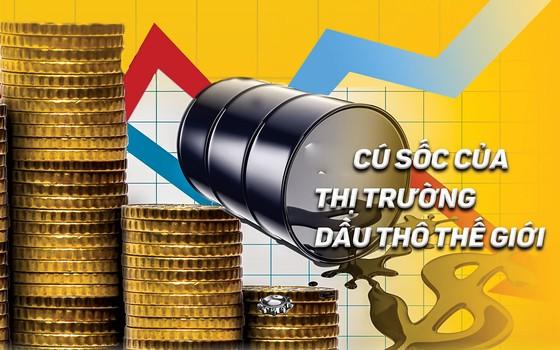 Sự thật đằng sau giá dầu âm ảnh 1