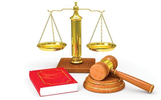 Biểu tượng công lý nằm ở ai? ảnh 1