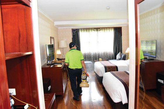 Khách sạn Rex Sài Gòn: Chứng nhận  điểm đến an toàn ảnh 3