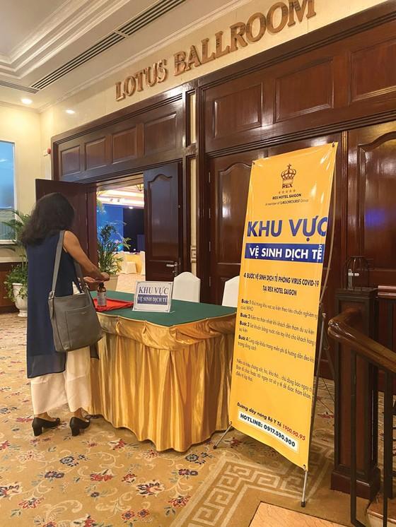 Khách sạn Rex Sài Gòn: Chứng nhận  điểm đến an toàn ảnh 2