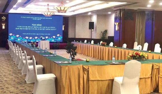 Khách sạn Rex Sài Gòn: Chứng nhận  điểm đến an toàn ảnh 1