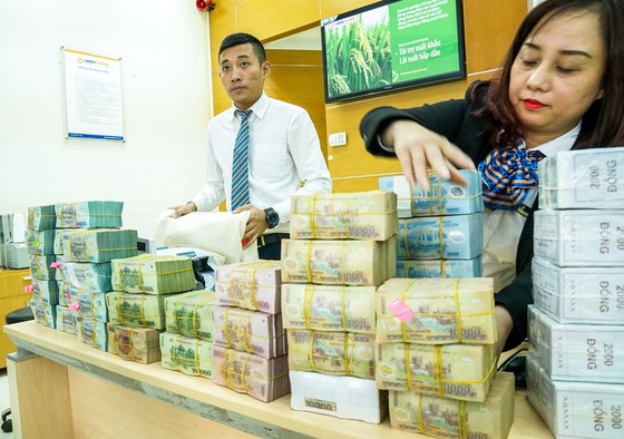 Chính sách tiền tệ chưa kích thích nền kinh tế ảnh 1