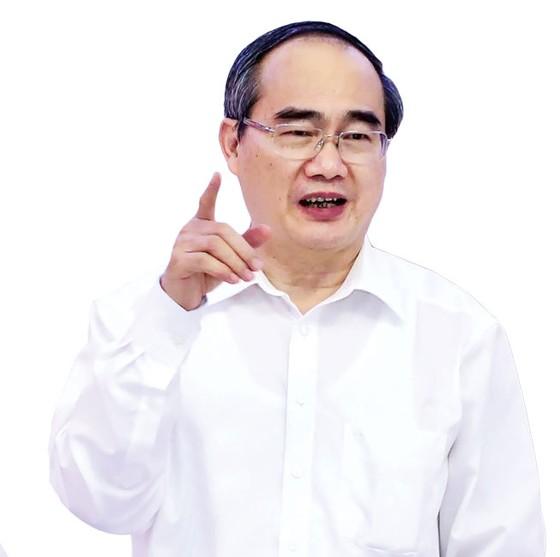 Bí thư Thành ủy TPHCM Nguyễn Thiện Nhân:  Liên kết đi vào chiều sâu ảnh 1