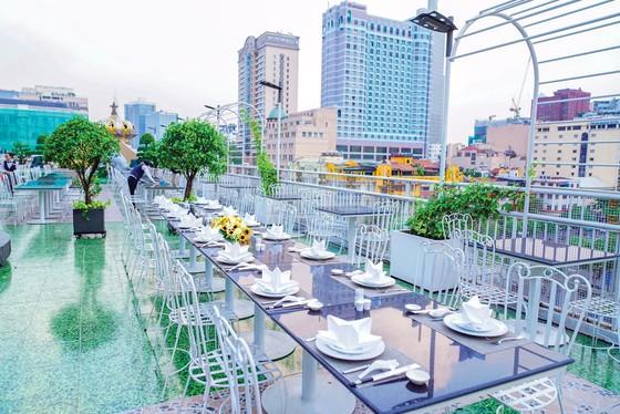 Hương vị mới  Rooftop Garden Bar tháng 7 ảnh 5