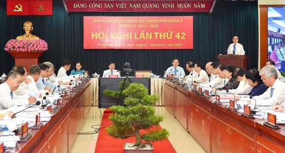 TPHCM nỗ lực giữ vững vị trí đầu tàu kinh tế ảnh 1