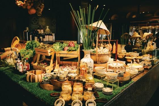 Tiệc trưa sành điệu  tại nhà hàng  Saigon Kitchen ảnh 2