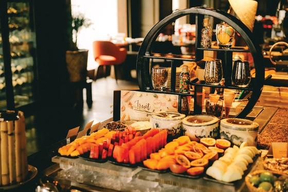 Tiệc trưa sành điệu  tại nhà hàng  Saigon Kitchen ảnh 4