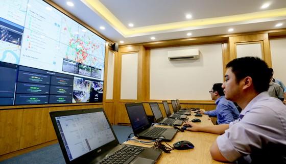 Ứng dụng đô thị thông minh phát huy hiệu quả phòng chống Covid-19 ảnh 1