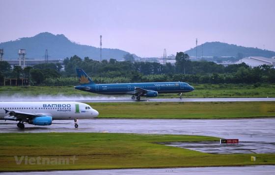 Chỉ khi nào thị trường quốc tế mở cửa, ngành hàng không mới có hy vọng phục hồi. (Ảnh: Hoàng Anh/Vietnam+)