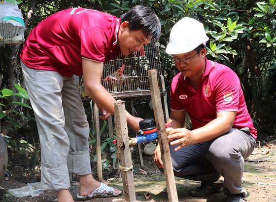 Gỡ vướng để cấp nước sạch cho người dân ảnh 1