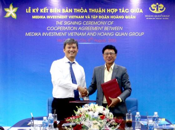 Tập đoàn Hoàng Quân mở rộng phát triển chuỗi hệ thống Bệnh viện Quốc tế cùng Công ty Medika Investme ảnh 1