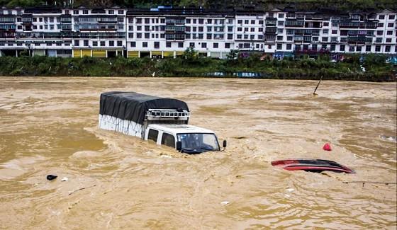 Trung Quốc 2020 - Năm của những thảm họa và dị tượng ảnh 2