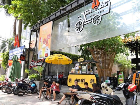 Cà phê Ông Bầu hợp tác với chuỗi nhà hàng Ba Gác mở rộng hệ thống ảnh 1