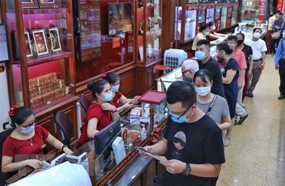 Doanh so mua vang tai Thanh pho Ho Chi Minh tang toi 51% hinh anh 1