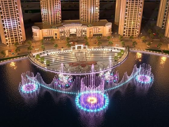 Khánh thành công viên và quảng trường Diamond ảnh 1