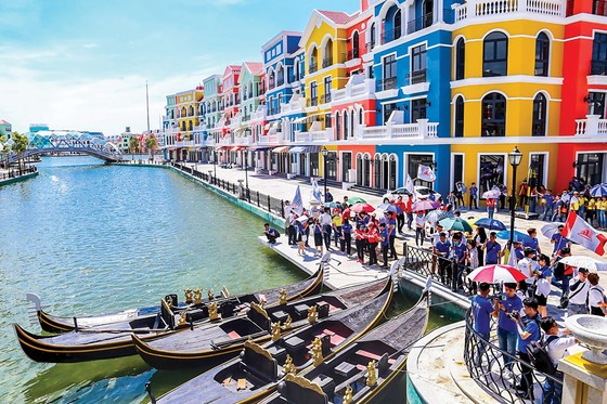 Grand World Phú Quốc  thu hút nhà đầu tư trải nghiệm ảnh 1