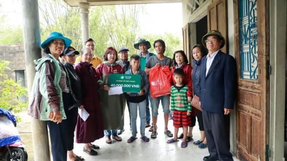 Tập đoàn BĐS Vạn Phúc ủng hộ 3 tỷ đồng cho đồng bào miền Trung bị lũ lụt ảnh 2