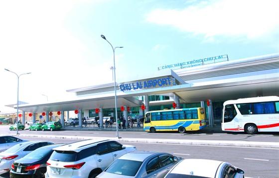 Cảng hàng không Chu Lai, tỉnh Quảng Nam. (Nguồn ảnh: ACV)